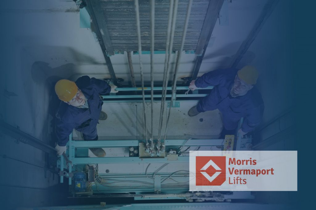 Morris Vermaport Lifts Case Study