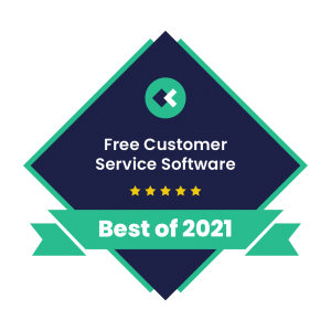 Free software award for servicesight